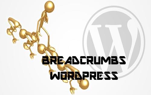 Breadcrumbs-Wordpress
