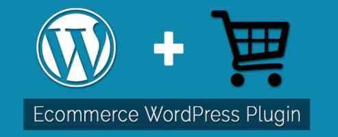 plugin e-commerce per WordPress