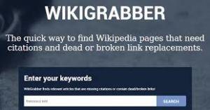 ottenere backlink da wikipedia