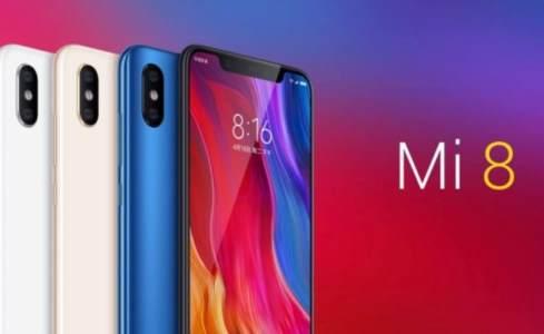 Smartphone Xioami Mi 8
