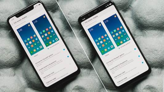 Smartphone Xioami Mi8