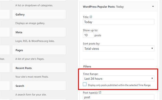 mostrare i post più popolari