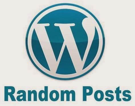Visualizzazione articoli random in WordPress