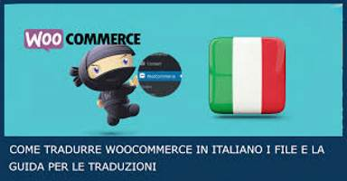 tradurre WooCommerce in italiano
