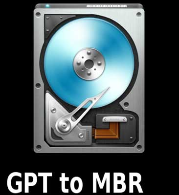 Disco MBR o GPT