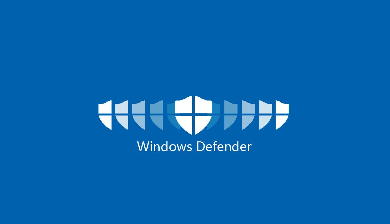 Attivare/disattivare Windows Defender