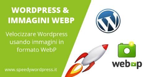 Immagini WebP in WordPress