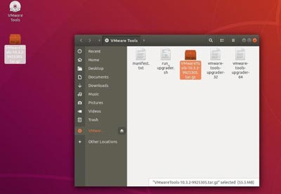 Installare VMware Tools su Ubuntu manualmente