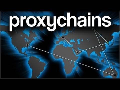 Installare proxychain in Kali Linux