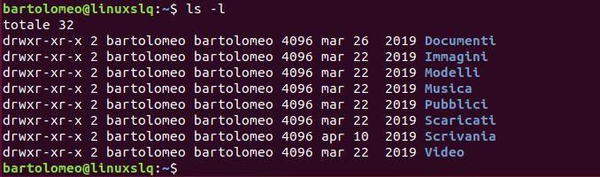 Command Line Linux - Comando LS