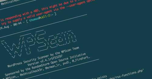 Come utilizzare WPScan per analizzare sito WordPress