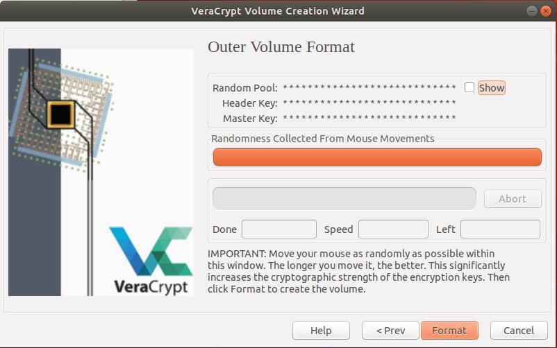 Crittografare HDD con VeraCrypt. Chiavi crittografia avanzata