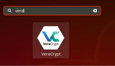 Crittografare HDD con VeraCrypt. Esecuzione Programma