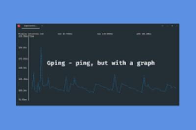 Installare Gping in Ubuntu