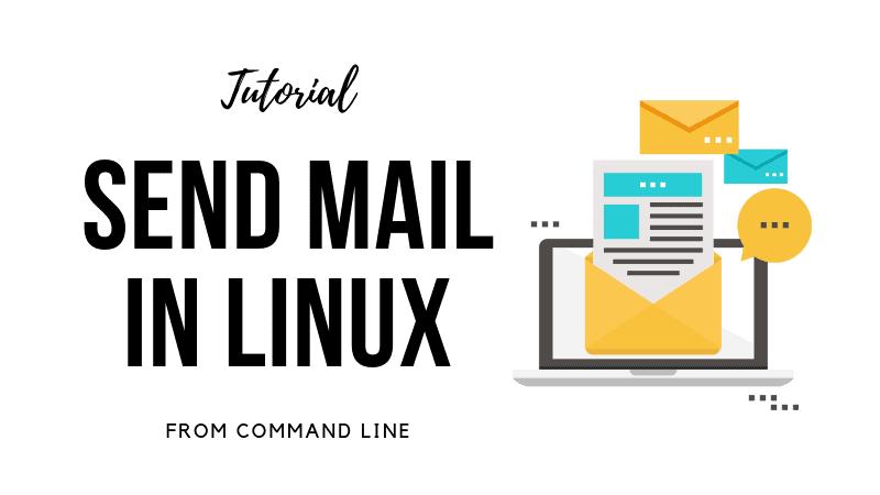 Inviare mail da terminale Ubuntu