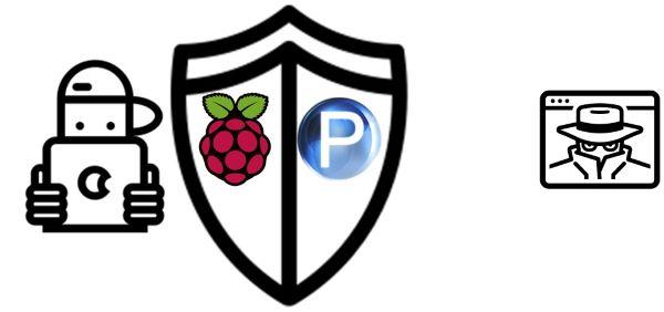 Proxy Server con Raspberry Pi 4