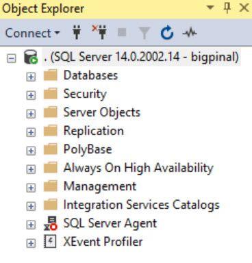 Installare Sql Server Agent